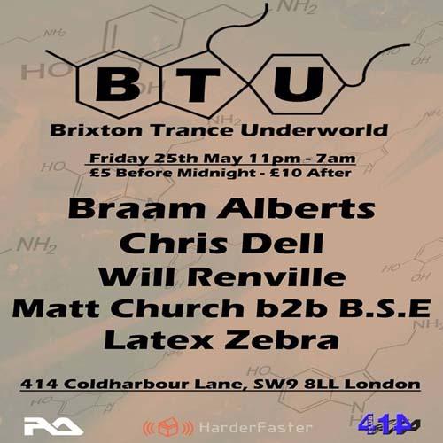 Brixton Trance Underworld