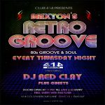 Brixton's Retro Groove at Club 414, Brixton, London, SW9 8LF