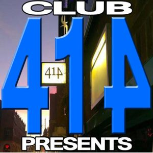 Club 414 Presents *Psychedelic Trance* @ Club 414 Brixton - Flyer
