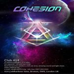 Cohesion PsyTrance Adventure at Club 414, Brixton, London, SW9 8LF