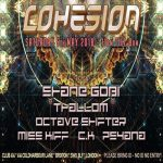 Cohesion 5th May @ Club 414 > Shane Gobi & Many More!!! at Club 414, Brixton, London, SW9 8LF