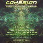 Cohesion PsyTrance Adventure at Club 414, Brixton, London, SW9 8LF