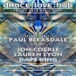 Dance:Love:Hub at Club 414, Brixton, London, SW9 8LF