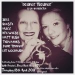 'Double Trouble' Milestone Birthday Celebrations at Club 414, Brixton, London, SW9 8LF