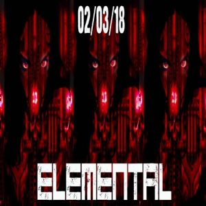 Elemental 4th Birthday @ Club 414 Brixton - Flyer