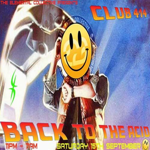 Elemental presents BACK to the ACID