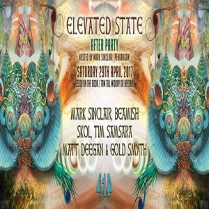 Elevated State After Party @ Club 414 Brixton - Flyer