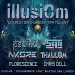 IllusiOm with > Psibindi > Sati & Many More!! at Club 414, Brixton, London, SW9 8LF