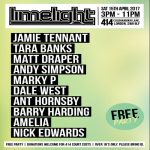 Lime Light - The Easter Ball Day Party at Club 414, Brixton, London, SW9 8LF