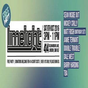 Limelight (FREE DAY PARTY) @ Club 414 Brixton - Flyer
