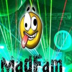 The MadFam's Reunion at Club 414, Brixton, London, SW9 8LF