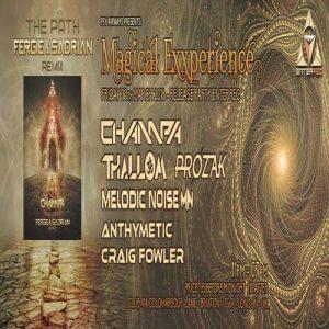 Magical Exxperience @ Club 414 Brixton - Flyer