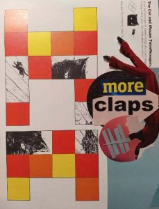 More Claps' 5th birthday! @ Club 414 Brixton - Flyer