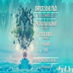 DanceLoveHub (The Digital Blonde & Steve Birch) at Club 414, Brixton, London, SW9 8LF