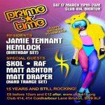 Prime Time ( 15th Year Birthday Celebration) at Club 414, Brixton, London, SW9 8LF