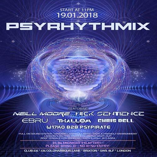 Psyrhythmix