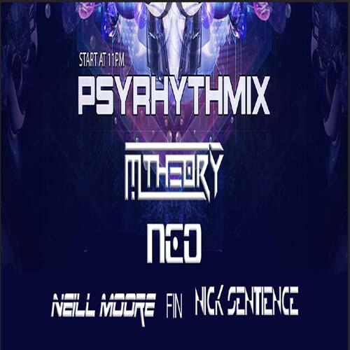 Psyrhythmix - Psytrance Adventure