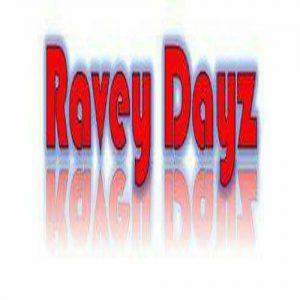Ravey Dayz @ Club 414 Brixton - Flyer