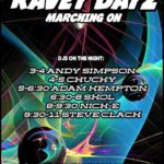 Ravey Dayz: Marching On at Club 414, Brixton, London, SW9 8LF