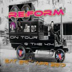 Re:Form - 'On Tour at 414' at Club 414, Brixton, London, SW9 8LF