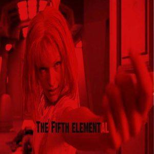 The Fifth Elemental @ Club 414 Brixton - Flyer