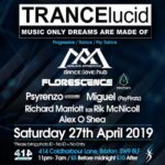 TRANCElucid at Club 414, Brixton, London, SW9 8LF