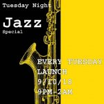 Tuesday Night Jazz Special at Club 414, Brixton, London, SW9 8LF
