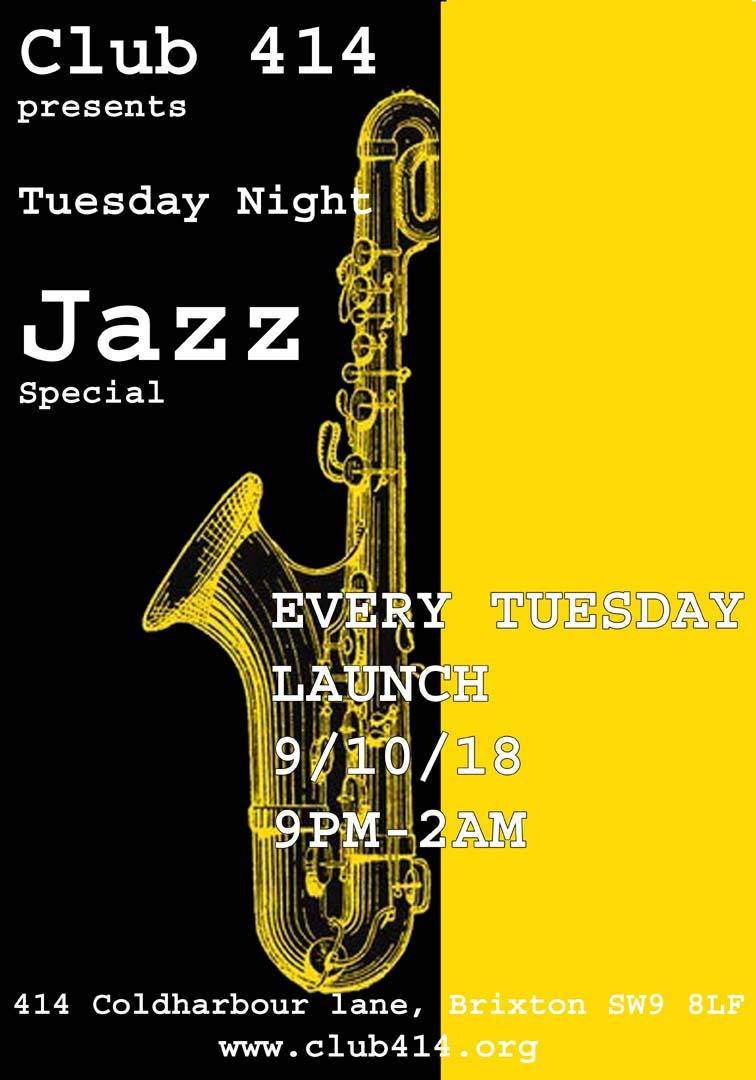 Tuesday Night Jazz Special