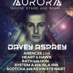 UK Trance Society Presents-AURORA at Club 414, Brixton, London, SW9 8LF