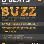 BUZZ at Club 414, Brixton, London, SW9 8LF