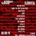 ELEMENTAL at Club 414, Brixton, London, SW9 8LF