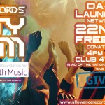 Allowance Records- FREE PARTY / Charity Album - Launch Party & After Party Networking Event