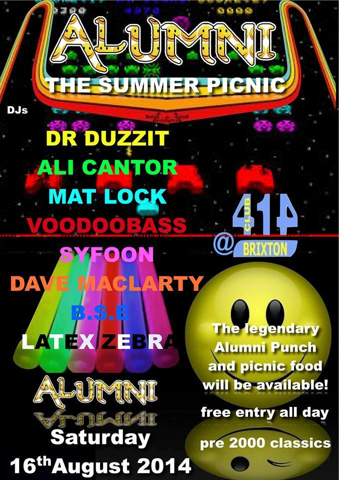 ALUMNI *The Summer Picnic*