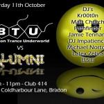 Alumni vs. Brixton Trance Underworld