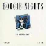 BOOGIE NIGHTS 4TH BIRTHDAY! at Club 414, Brixton, London, SW9 8LF