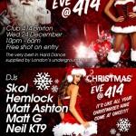 Christmas Eve @ Club 414