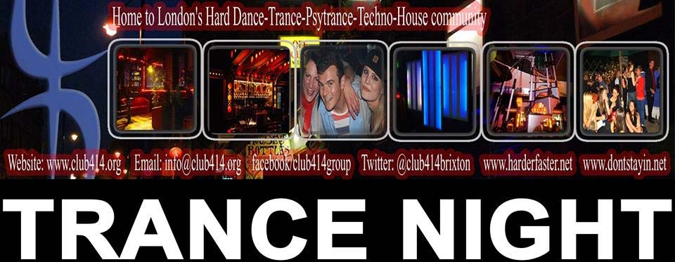 Club 414 presents *Trance Night*
