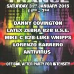 Club 414 presents *Trance Night*
