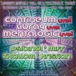 Cohesion Psychedelic Trance Party