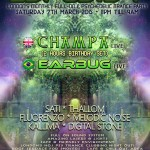 Cohesion Psychdelic Trance Party (Champa's Birthday Bash) at Club 414, Brixton, London, SW9 8LF