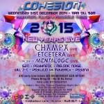 Cohesion New Years Eve Celebration