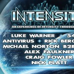Intensity #4 Day Party at Club 414, Brixton, London, SW9 8LF
