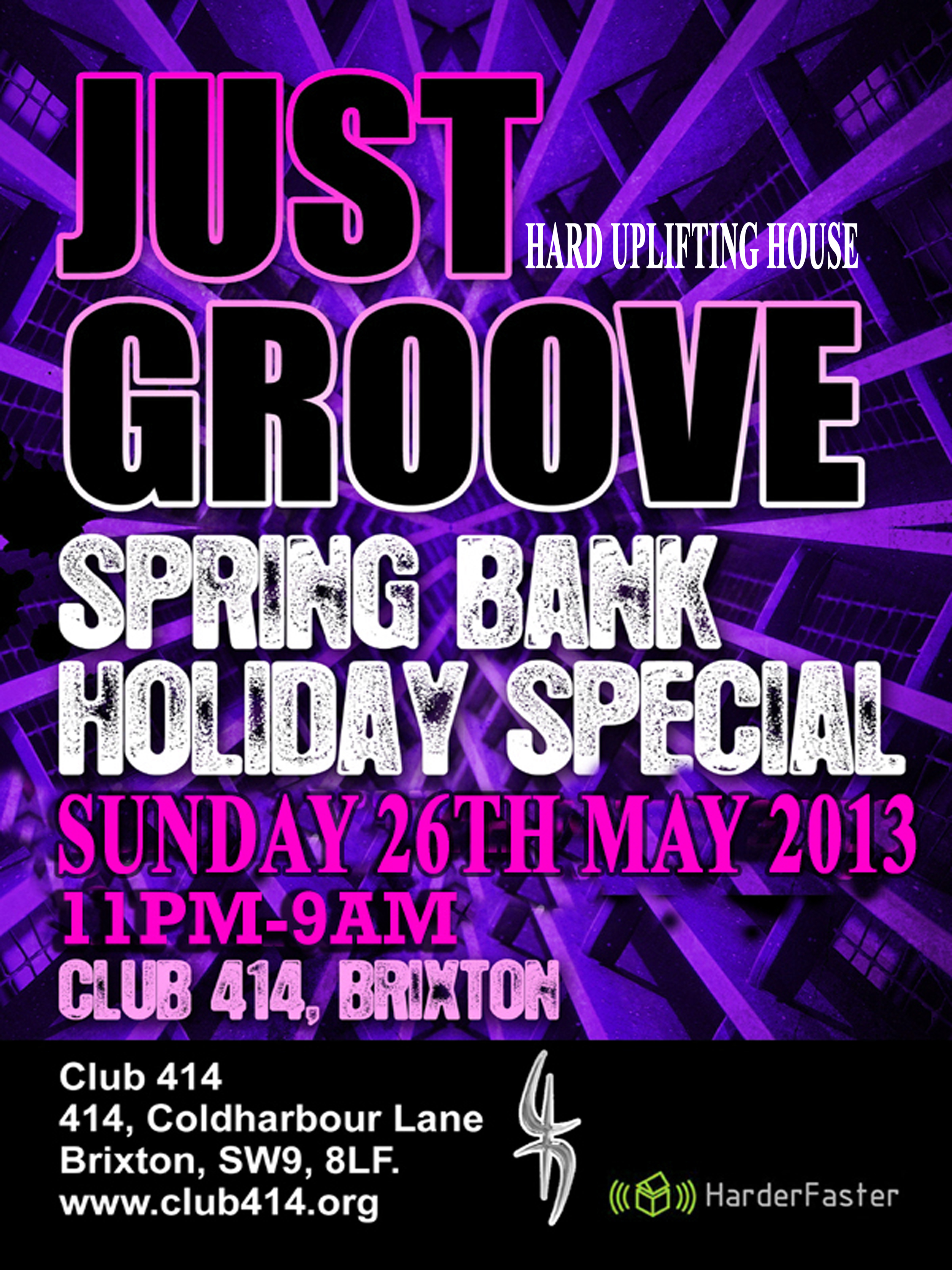Just Groove (May Spring Edition part 2)