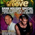 Just Groove Bank Holiday Special