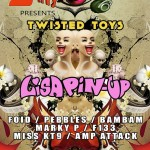 MYOPIA HALLOWEEN -TWISTED TOYS PARTY