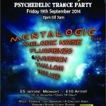 Psyrhythmix's psychedelic trance party