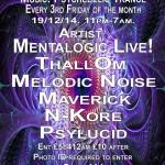 Psyrhythmix Psychedelic Trance Party