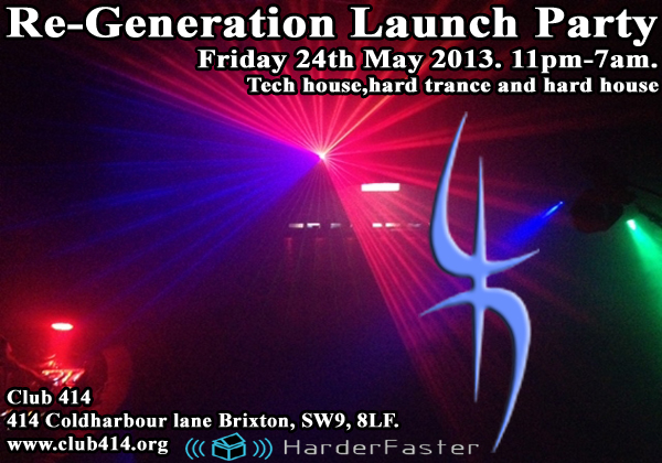 Re-Generation Launch Party
