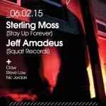 SAFEWORD presents Sterling Moss + Jeff Amadeus