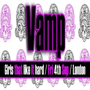 *VAMP* @ Club 414 Brixton - Flyer